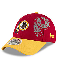 New Era Boys' Washington Redskins Side Flect 9FORTY Cap