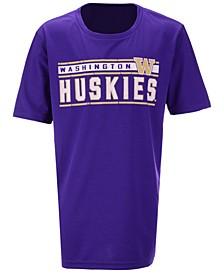 Washington Huskies Re-Generation T-Shirt, Little Boys (4-7)