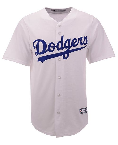 Majestic Men s Max Muncy Los Angeles Dodgers Player Replica Cool Base Jersey  ... 69fa247b421