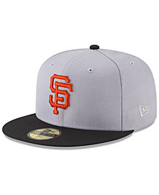 New Era San Francisco Giants Batting Practice Wool Flip 59FIFTY FITTED Cap