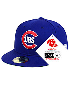 New Era Chicago Cubs Retro Stock 59FIFTY FITTED Cap