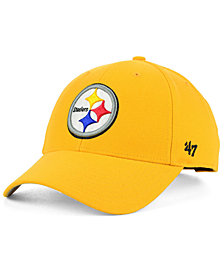 '47 Brand Pittsburgh Steelers MVP Cap