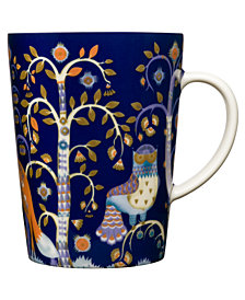 Iittala Dinnerware, Taika Blue Mug