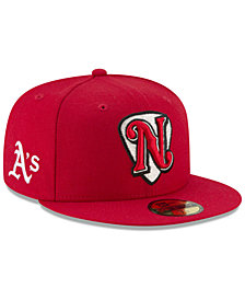 New Era Nashville Sounds MiLB x MLB 59FIFTY FITTED Cap