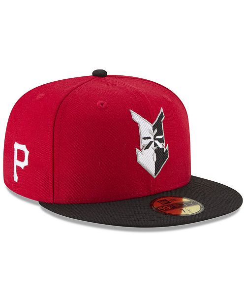 New Era Indianapolis Indians MiLB x MLB 59FIFTY FITTED Cap