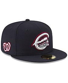 New Era Syracuse Chiefs MiLB x MLB 59FIFTY FITTED Cap