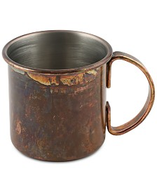 CLOSEOUT! Thirstystone  Torched Copper Straight Mug