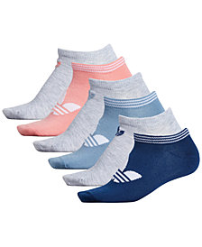 adidas Originals 6-Pk. Superlite No-Show Socks