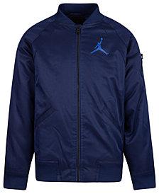 Jordan Big Boys Jumpman Logo Jacket