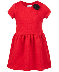 Epic Threads Little Girls Quilted Dress, Created for Macy's