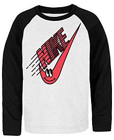 Nike Little Boys Speedy Futura Graphic Cotton T-Shirt