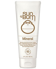 Mineral Moisturizing Sunscreen Lotion SPF 50