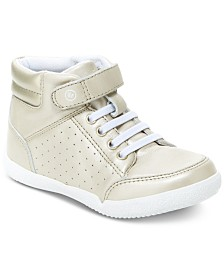 Stride Rite Toddler Girls Stone Hi-Top Sneakers