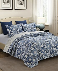 Azuri 3-Piece King Quilt Set