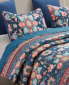 Picadilly 3-Piece Full/Queen Quilt Set