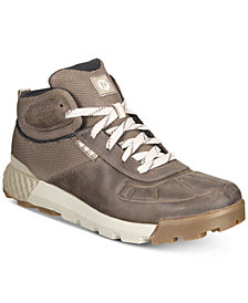 Merrell Men's Lightweight Leather Mid Casual Boots