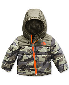 The North Face Baby Boys Reversible Mount Chimborazo Hooded Puffer Coat