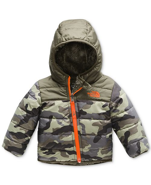 7e68fb31827c The North Face Baby Boys Reversible Mount Chimborazo Hooded ...