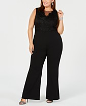 17c698128b2fa Adrianna Papell Jumpsuits   Rompers for Women - Macy s