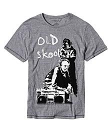 Men's  Banksy's Old Skool T-Shirt