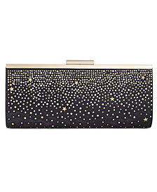 I.N.C. Studded Carolyn Clutch, Created for Macy's