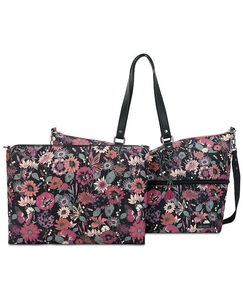 Sakroots Orchard Travel Duffel