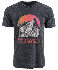 Neff Men's Nowhere Graphic T-Shirt