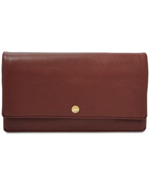 Image of Fossil Aubrey Flap Wallet