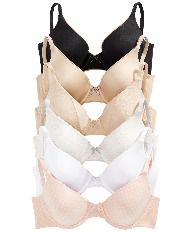 Macy's限时特价!销量最佳舒服又性感胸罩$16.99起!