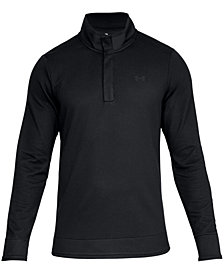 Under Armour Men's Storm Sweater Fleece Golf Shirt