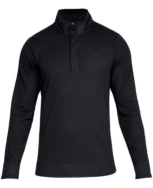 ca335e133942b Under Armour Men's Storm Sweater Fleece Golf Shirt - Sweaters - Men ...