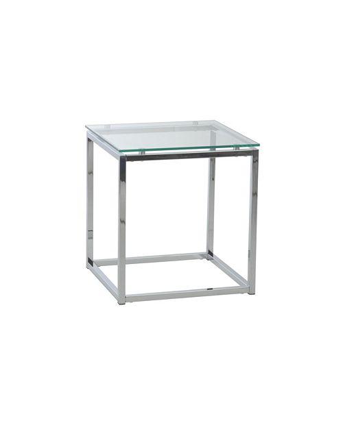Euro Style Sandor Square End Table