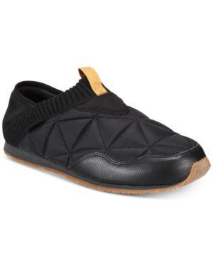 TEVA Men'S Ember Moc Slippers Men'S Shoes in Black