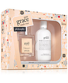philosophy 2-Pc. Pure Grace Nude Rose Holiday Gift Set