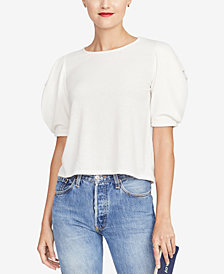 RACHEL Rachel Roy Drape-Sleeve Top, Created for Macy's