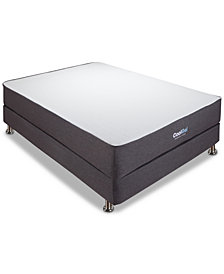 "Sleep Trends Ladan 10.5"" Cool Gel Memory Foam Cushion Firm Pillow Top Mattress, Quick Ship, Mattress in a Box- Twin XL"