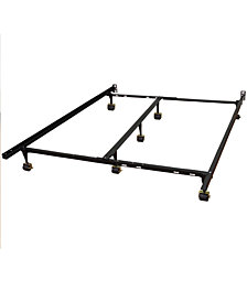 Sleep Trends Hercules Universal Adjustable Metal Bed Frame