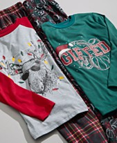 d043d34996 Kids Holiday Pajamas  Shop Kids Holiday Pajamas - Macy s
