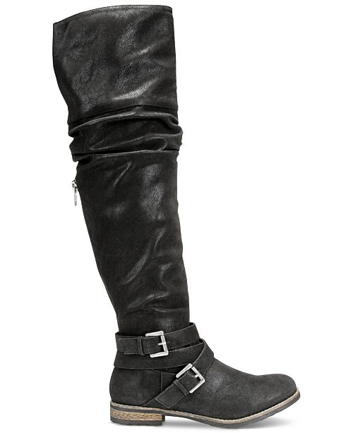 Carlos by Carlos Santana Nina Over-The-Knee Boots - Boots - Shoes ... 70440998f601
