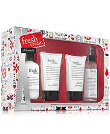 philosophy 4-Pc. Fresh Cream Gift Set