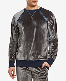 2(X)ist Men's Velour Sweatshirt