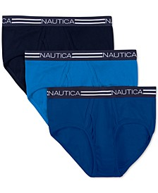Men's 3-Pk. Cotton Briefs