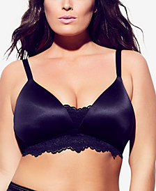 City Chic Trendy Plus Size Sabine S Cup Push-Up Bra
