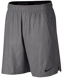 "Nike Men's Flex Embossed 8"" Training Shorts"