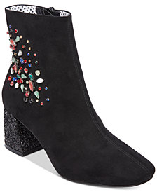 Betsey Johnson Lea Booties