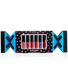 NYX Professional Makeup 12-Pc. Sweet Château Slip Tease Lip Set, A $48 Value!