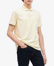 Calvin Klein Men's Liquid Touch Polo