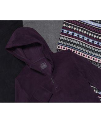 Fleecewear Stretch Half-Zip Hoodie