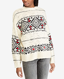 Polo Ralph Lauren Geometric Sweater