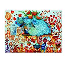 Oxana Ziaka 'Candy Sheep' Canvas Art Collection